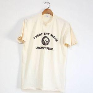 Vintage Las Vegas Nevada MGM Casino T Shirt